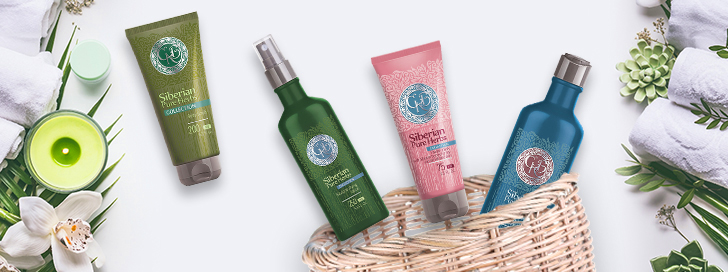 Image result for Siberian cosmetics