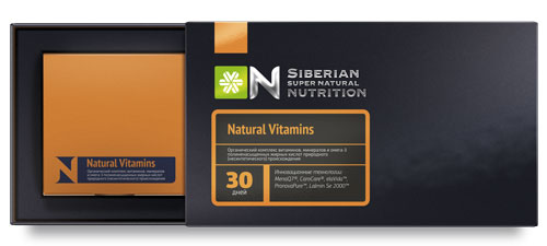 siberian super natural nutrition
