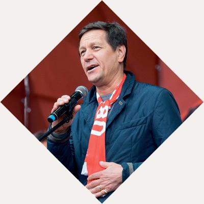 Александр Жуков, Президент Олимпийского комитета России