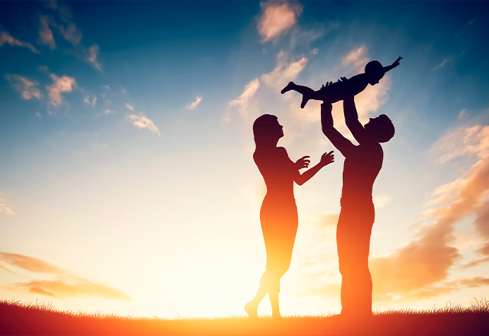 Любовь и внимание родителей