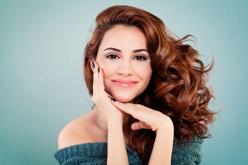 Упругость кожи лица с помощью гиалуроновой кислоты