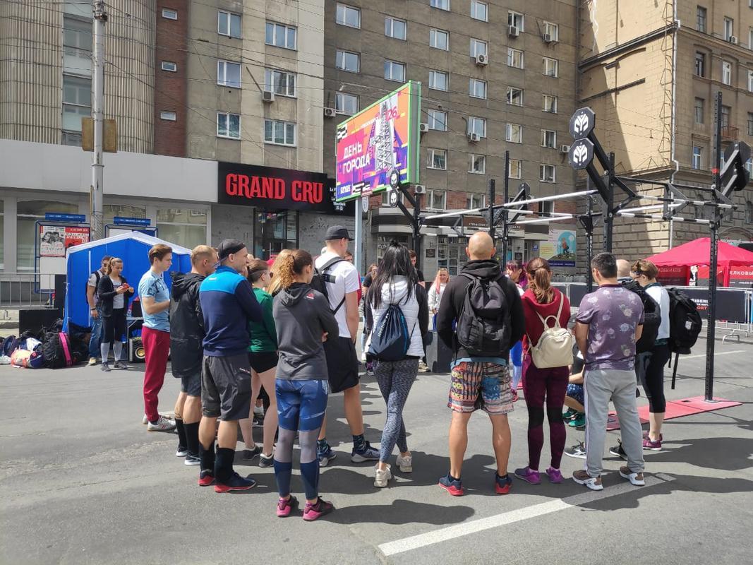День рождения в стиле Wellness: как мы отметили 126 лет Новосибирска