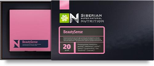 Siberian Super Natrual Nutrition. Beauty Sense