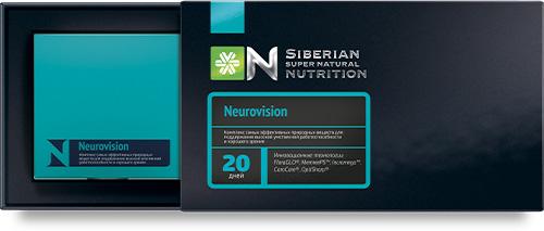 Siberian Super Natrual Nutrition. Neurovision