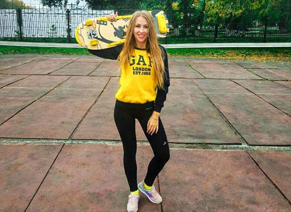 Надежда Третьякова, победительница Siberian Transformation 4.0