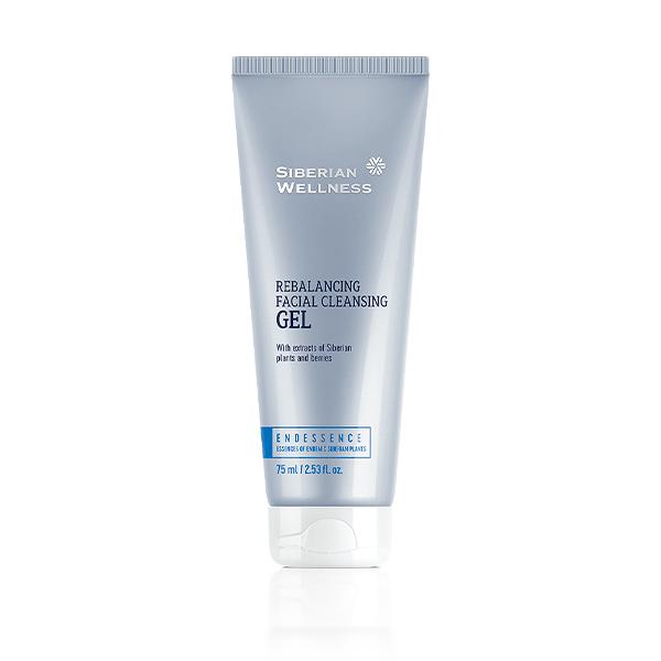 Siberian Wellness. Regenerační gel na čištění obličeje