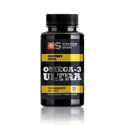 Омега-3 Ультра