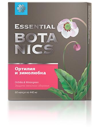 Essential Botanics. Ортилия и зимолюбка