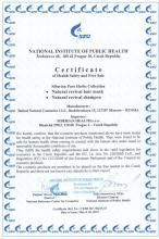 Certificate Odbudowująca maska do włosów