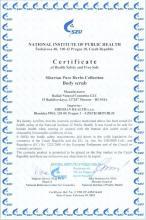 Certificate Siberian Pure Herbs Collection. Tělový peeling (Dalda Modon), 200 ml