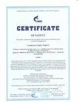 Certificate<br>Lymphosan Nephro Support Doplněk stravy - Lymphosan Nephro Support, 90 g