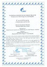 Certificate Siberian Pure Herbs Collection. Přírodní ochranný denní krém (Šemetej), 50 ml