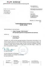 Verkehrsfähigkeitsbescheinigung Complemento alimenticio SAGAAN CHARAASGAJ (Golondrina Blanca), 30 bolsitas x 1,5 g