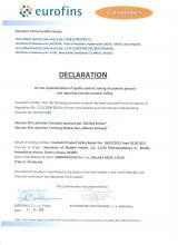 Declaration SIBERIAN SPA Tonizující sprchový gel Sibiřský ženšen, 250 ml