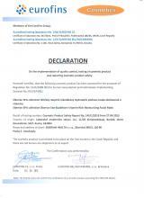 Declaration SIBERIAN SPA Sibiřský rakytník řešetlákový  Hydratační pleťová maska obohacená o vitamíny, 75 ml