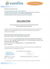 Declaration SIBERIAN SPA Arktická brusinka Krém na ruce a nehty, 75 ml