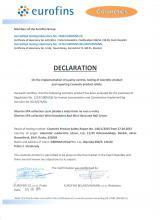 Declaration SIBERIAN SPA Lesní jahoda a máta Krém na ruce a nehty, 75 ml