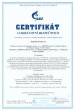 Certificate of safety (cz)<br>Synchrovitals IV Doplněk stravy - SynchroVitals IV, 60 kapslí