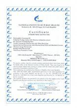 Certificate of safety EXPERALTA Fytoaktivní sérum Zachování mladosti s březovou šťávou, 30 ml