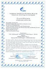 Zertifikat EXPERALTA Fytoaktivní sérum Zářivá plet´, 30 ml