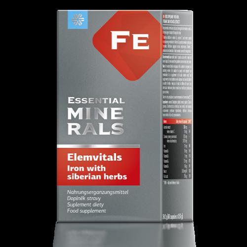 Elemvitals. Iron with siberian herbs